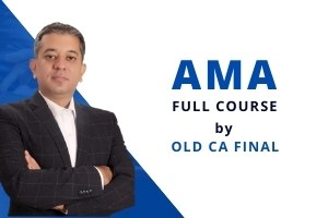 AMA (OLD CA FINAL) Full Course by CA Anuj Jalota