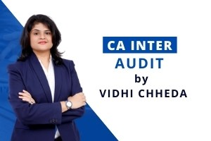 CA INTER – Audit – Regular Course