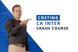 Costing – Crash Course for CA INTER