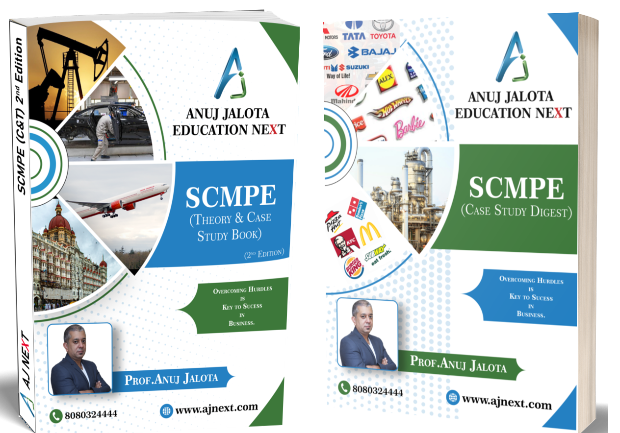 SCMPE – Full Theory & All Case Studies including Case Study Digest with Lectures